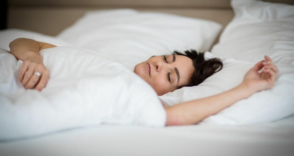 Melatonin-sleep